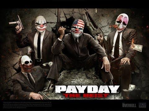 Воскресные ограбления в PayDay 2