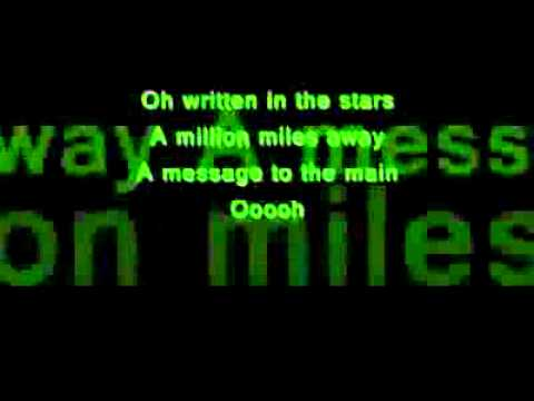 WWE WrestleMania 27 Theme Song - Written In The Stars wLyrics...