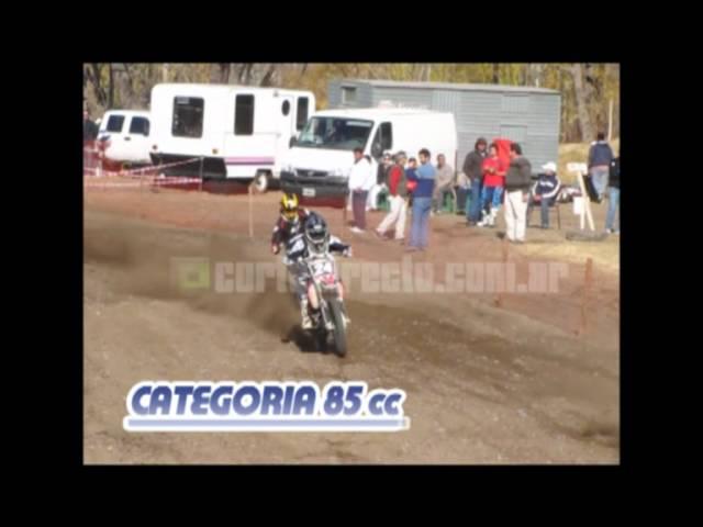 Campeonato patagonico de Motocross 85cc y MX