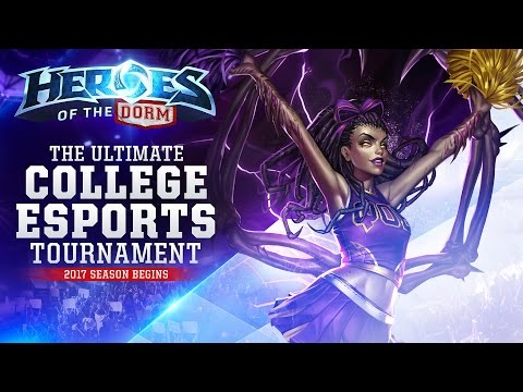 Announcing Heroes of the Dorm 2017