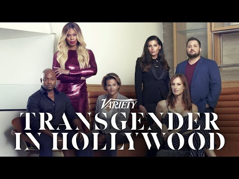 Variety's Transgender In Hollywood Roundtable