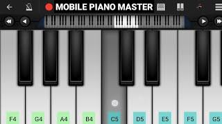 Phulo Sa Chehra Tera Piano|Piano Keyboard|Piano Lessons|Piano Music|learn piano Online|Piano app