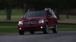2010 Mercedes-Benz GLK 350 4Matic - Drive Time review