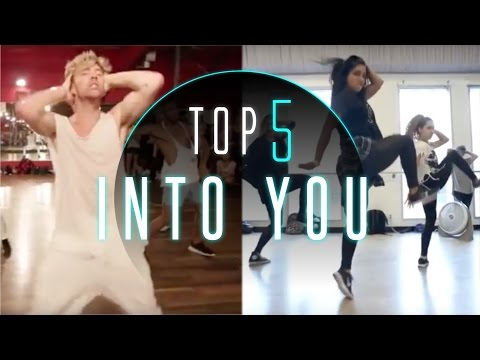 Ariana Grande - Into You | Best Dance Videos