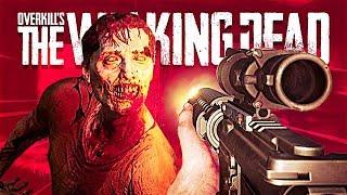 ZOMBIE APOCALYPSE!! (The Walking Dead)