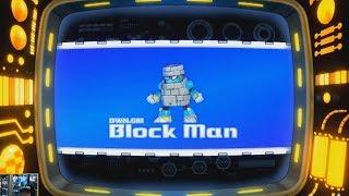 Mega Man 11 - BlockMan Stage & Boss E3 Demo Gameplay + Weapon Get Demo Mode!