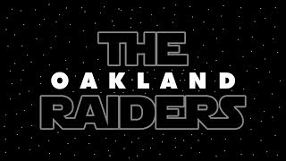 NFL's Darskide, The Raiders 🏴☠️
