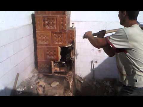 Soba de teracota youtube for Dedeman sobe teracota cu plita