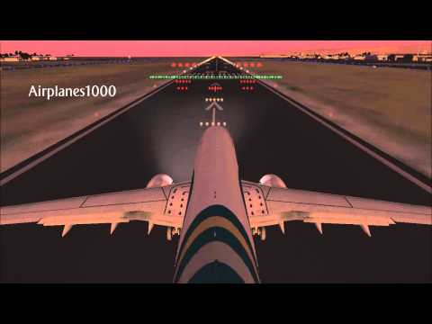 Oman Air - FSX Flight Muscat to Kuwait