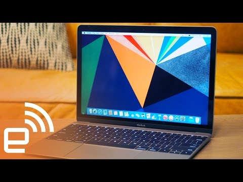 The new MacBook review   Engadget