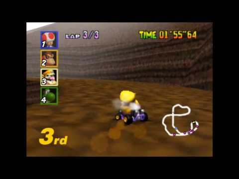 Layne On - Top 10 Mario Kart Tracks by JonTron | Guest Feature! - TGS