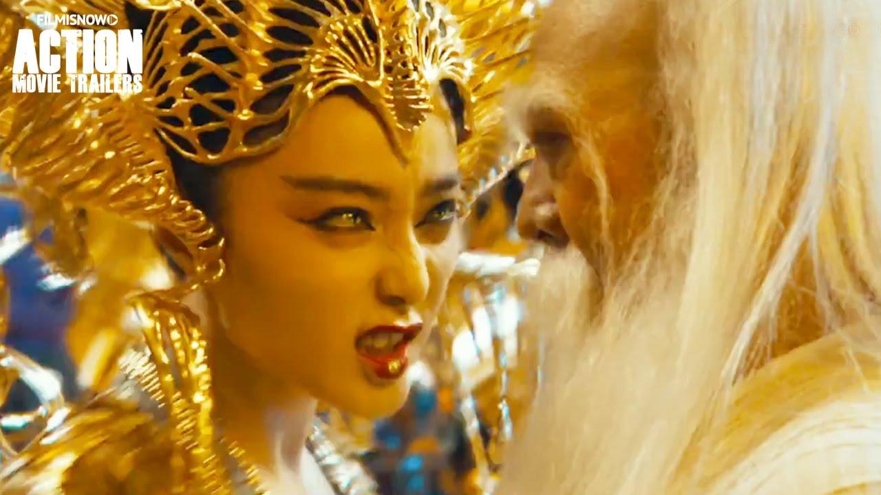 LEAGUE OF GODS 封神传奇   Official Trailer [Jet Li, Fan BingBing] HD