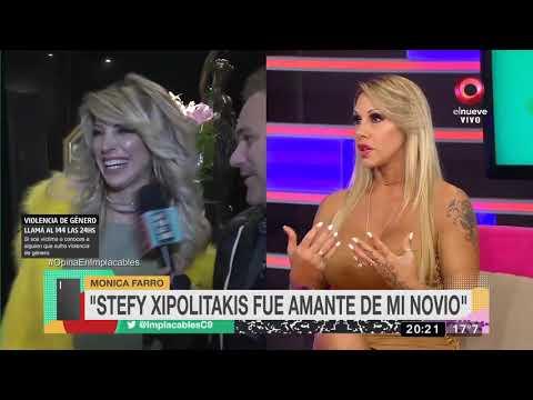 Mónica Farro aclara sobre el escándalo y ''cruce'' con Stefy Xipolitakis