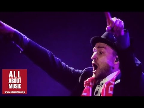 Justin Timberlake - Mirrors (Gdańsk, Poland 19.08.2014)