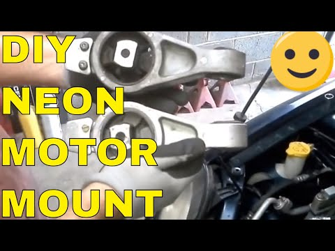 How to Replace a Neon Motor Mount