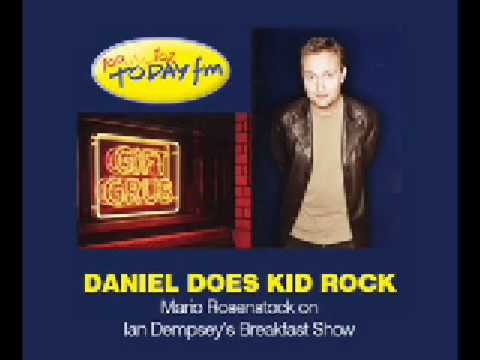Gift Grub - Daniel Does Kid Rock Spoof Tribute