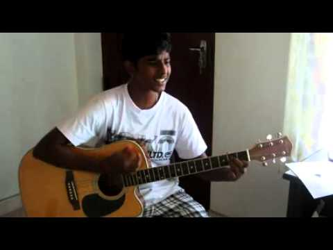 Nadee Ganga Tharanaye - Guitar Cover video