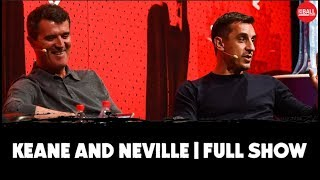UNCUT: Roy Keane and Gary Neville on the Treble, booze and the #MUFC Glory Years | #CadburyFC