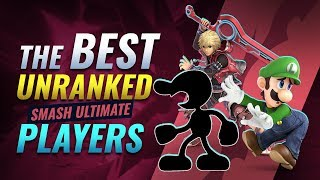 The Best Unranked Smash Ultimate Players