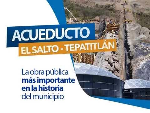 Spot Acueducto El Salto-Tepatitlán