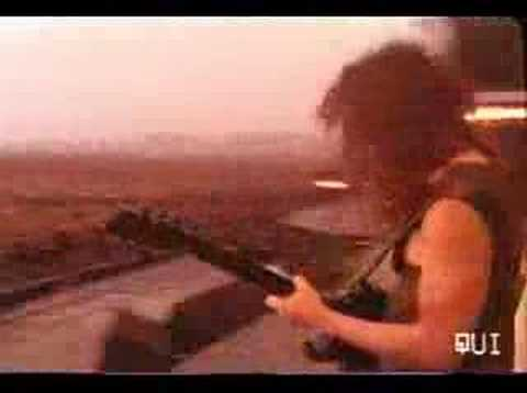 Metallica enter sandman live 1991