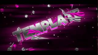 !EPILEPSY WARNING! UltraSync Blender Intro Template by OatsFX (me) (¬ツ¬)
