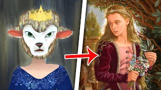 The VERY Messed Up Origins of The 12 Dancing Princesses | Fables Explained - Jon Solo