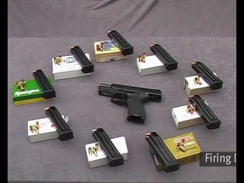 H&K P30 Live Firing Video.wmv