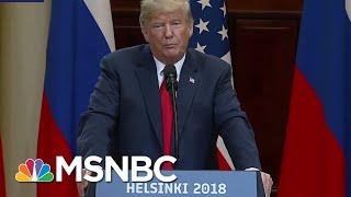 Senate Decided In 3 Mins To Rebuke President Donald Trump | Last Word | MSNBC