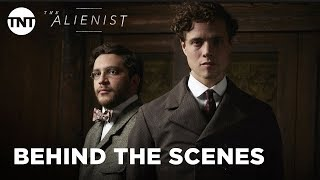 The Alienist: Dying Art of the Autopsy with Matthew Shear & Douglas Smith - Season 1 [BTS] | TNT