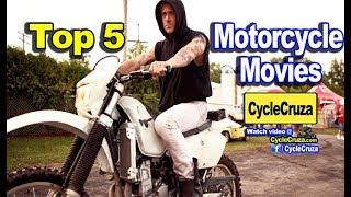 Top 5 Motorcycle Movies of All Time!   MotoVlog