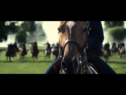 War Horse clip - Calvery test run - DreamWorks - On Blu-ray & DVD May 2