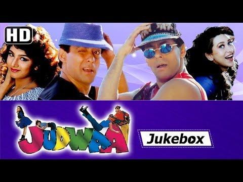 Judwaa [1997] Songs (HD) - Salman Khan - Karishma Kapoor - Rambha | 90's Hit Songs | JUKEBOX