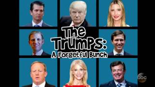 The Trumps: A Forgetful Bunch | The View