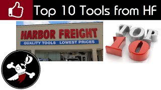 7 Harbor Freight Tools Every Mechanic Should Own