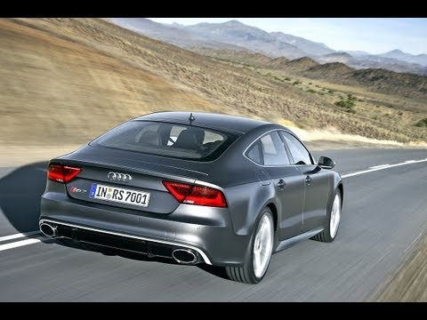 Audi RS 7 Sportback - Erster Fahrbericht