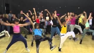 SHARAYA J BANJI - Choreography by TRICIA MIRANDA