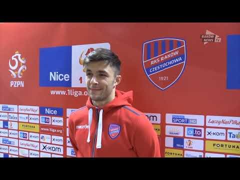 Wywiad z Dariuszem Formellą. // Raków News TV