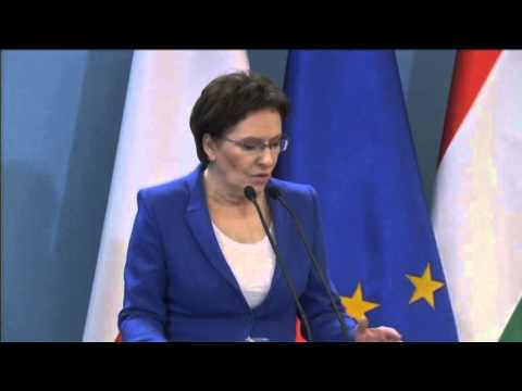 'Europe Faces Geatest Security Crisis Since Cold War': Poland PM Kopacz expands consription scope