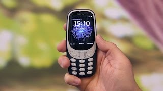Nokia 3310: The Beast is Back!