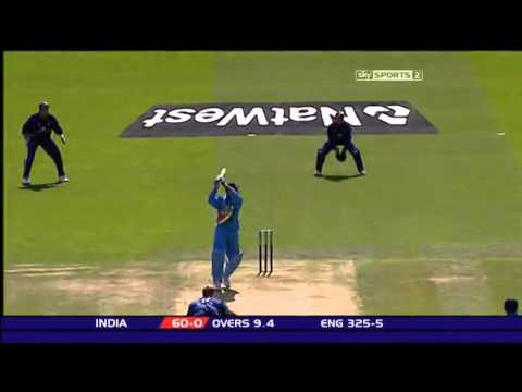 Natwest Series 2002 India Vs England Final video