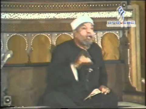08- تفسير سورة التوبه - الاية ( 14 - 17 ) - الشيخ الشعراوي