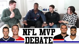 Who Should Be The 2016 NFL MVP?