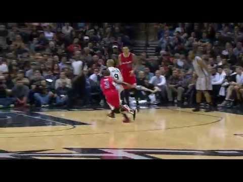 DeAndre Jordan Defends Rim with Ridiculous Block