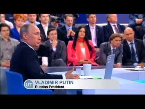 No Russian Troops in East Ukraine: Putin rejects claims of Russian involvement in Ukraine conflict