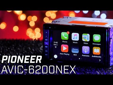 Pioneer AVIC-6200NEX - Apple Carplay - 2016 Review