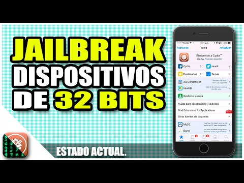 Jailbreak para dispositivos de 32 Bits | ACTUALIZACION | iPhone 4S,5,5C, iPod 5, iPad 2, 3, 4