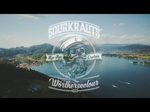 Sourkrauts Wörthersee Tour 2016