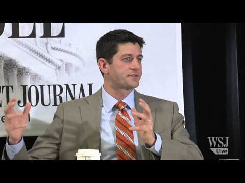 Breakfast With Paul Ryan - WSJ's Seib & Wessel