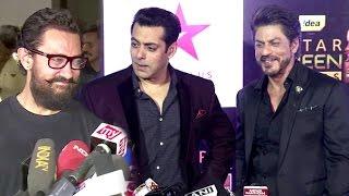 Aamir Khan's DANGAL Movie Special Screening For Shahrukh & Salman Khan